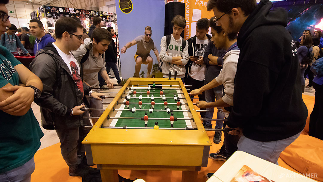 Lisboa Games Week: Nov 2017