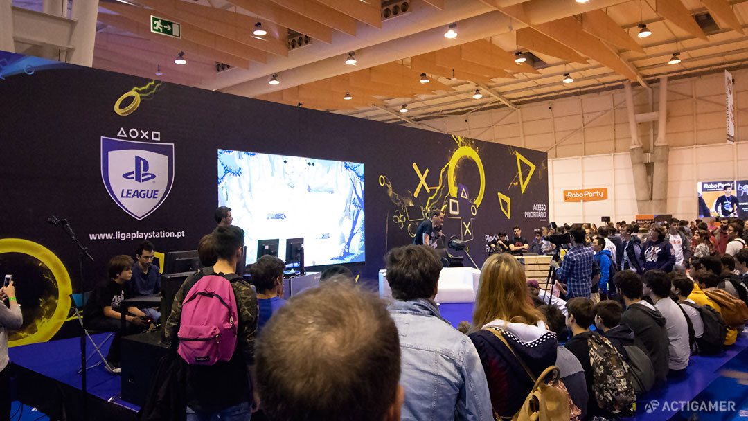 Lisboa Games Week: Nov 2017