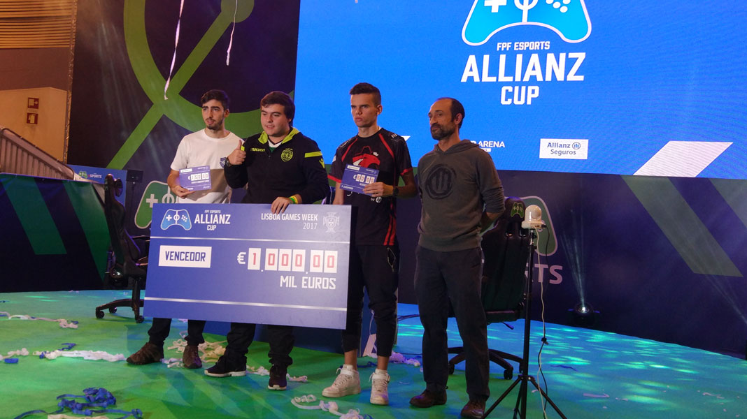 Allianz Cup 2017