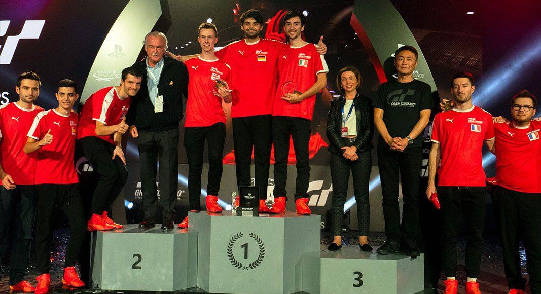Final Europeia da Nations Cup dos FIA Gran Turismo Championships 2018
