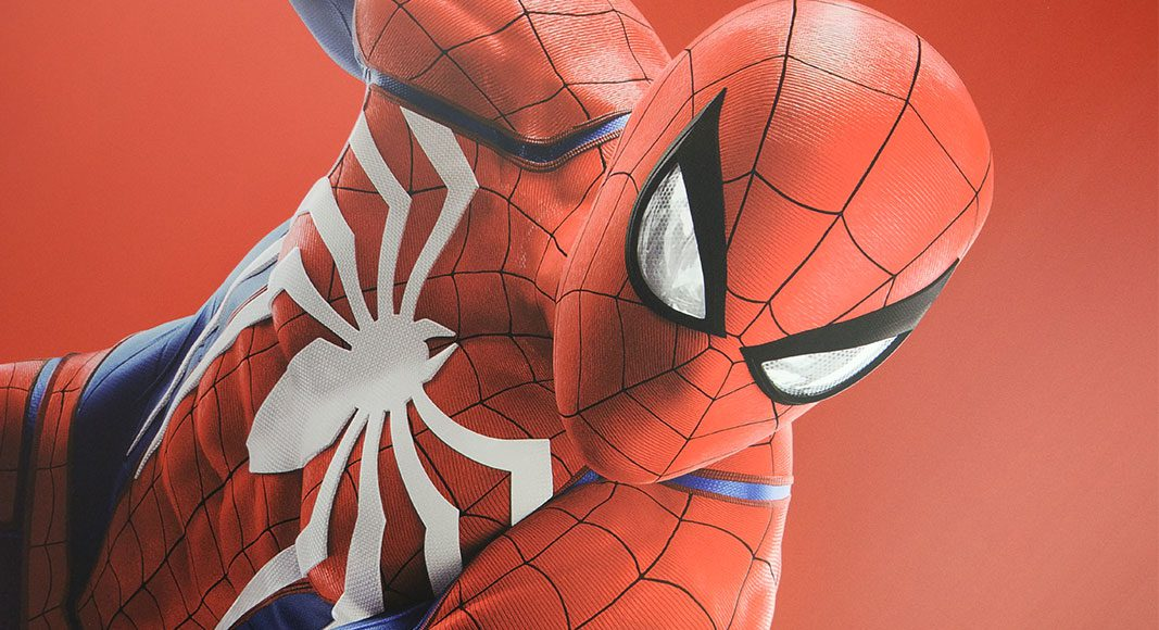 Apresentação Marvel's Spider-Man