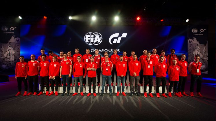 Final Europeia da Nations Cup dos FIA Gran Turismo Championships 2018