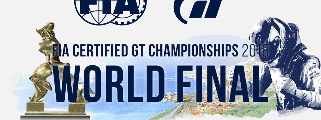 Final Mundial da Nations Cup dos FIA Gran Turismo Championships 2018