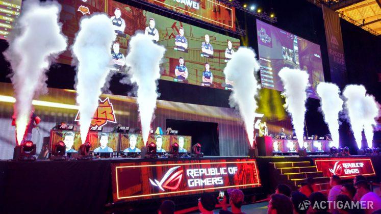 Moche XL Esports by Huawei