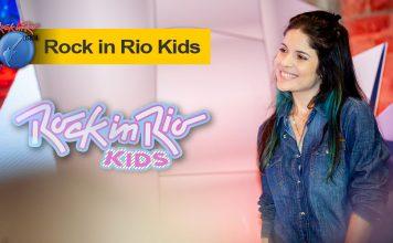 Apresentação Rock in Rio Kids