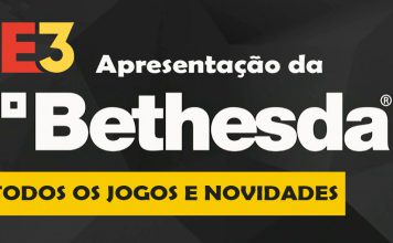 Apresentação da Bethesda na E3