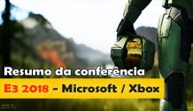 E3 2018 - Microsoft / Xbox