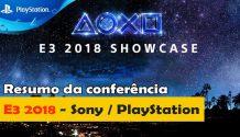 E3 2018 - Sony / Playstation