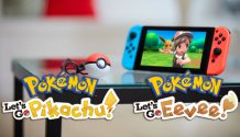 Pokémon: Let's Go, Pikachu! e Pokémon: Let's Go, Eevee!