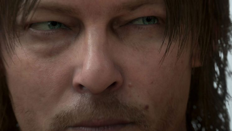 E3 Playstation - Death Stranding
