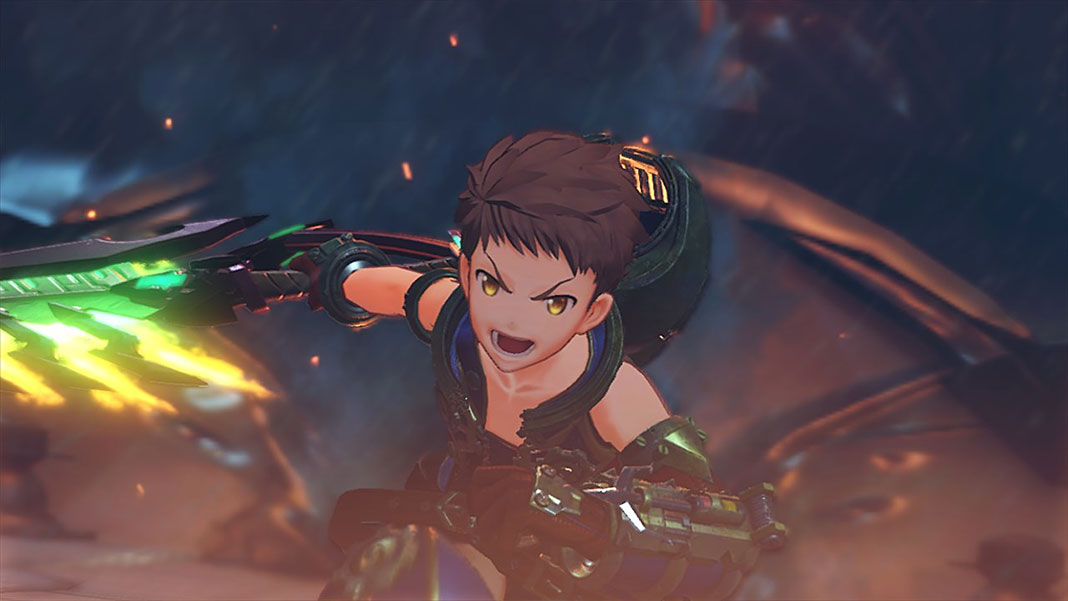 Rex - Xenoblade Chronicles 2
