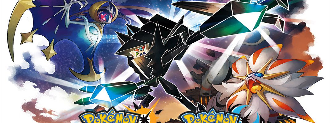 Pokémon Ultra Sun e Pokémon Ultra Moon