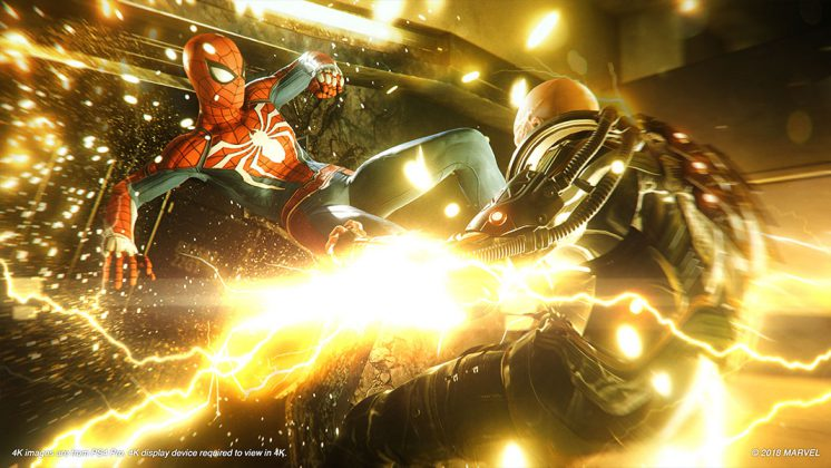 Marvel´s Spider Man