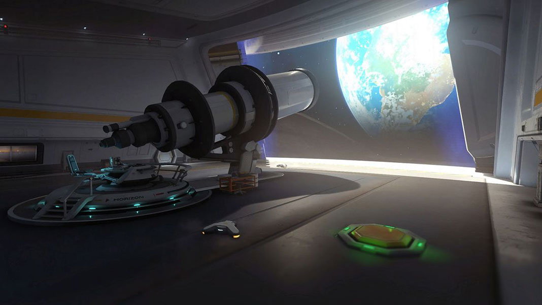 Overwatch - Horizon Lunar Colony