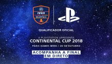 FIFA 19 - Continental Cup 2018