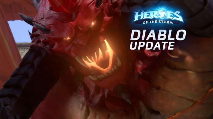 Heroes of the Storm - Diablo