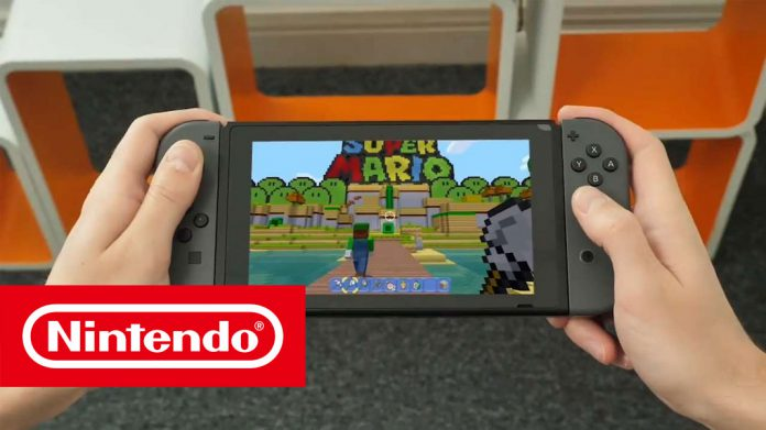 Minecraft: Nintendo Switch Edition