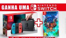 Giveaway Nintendo Switch + Owlboy