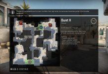 Mapa CS:GO Dust II