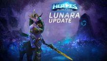 Heroes of the Storm - Lunara