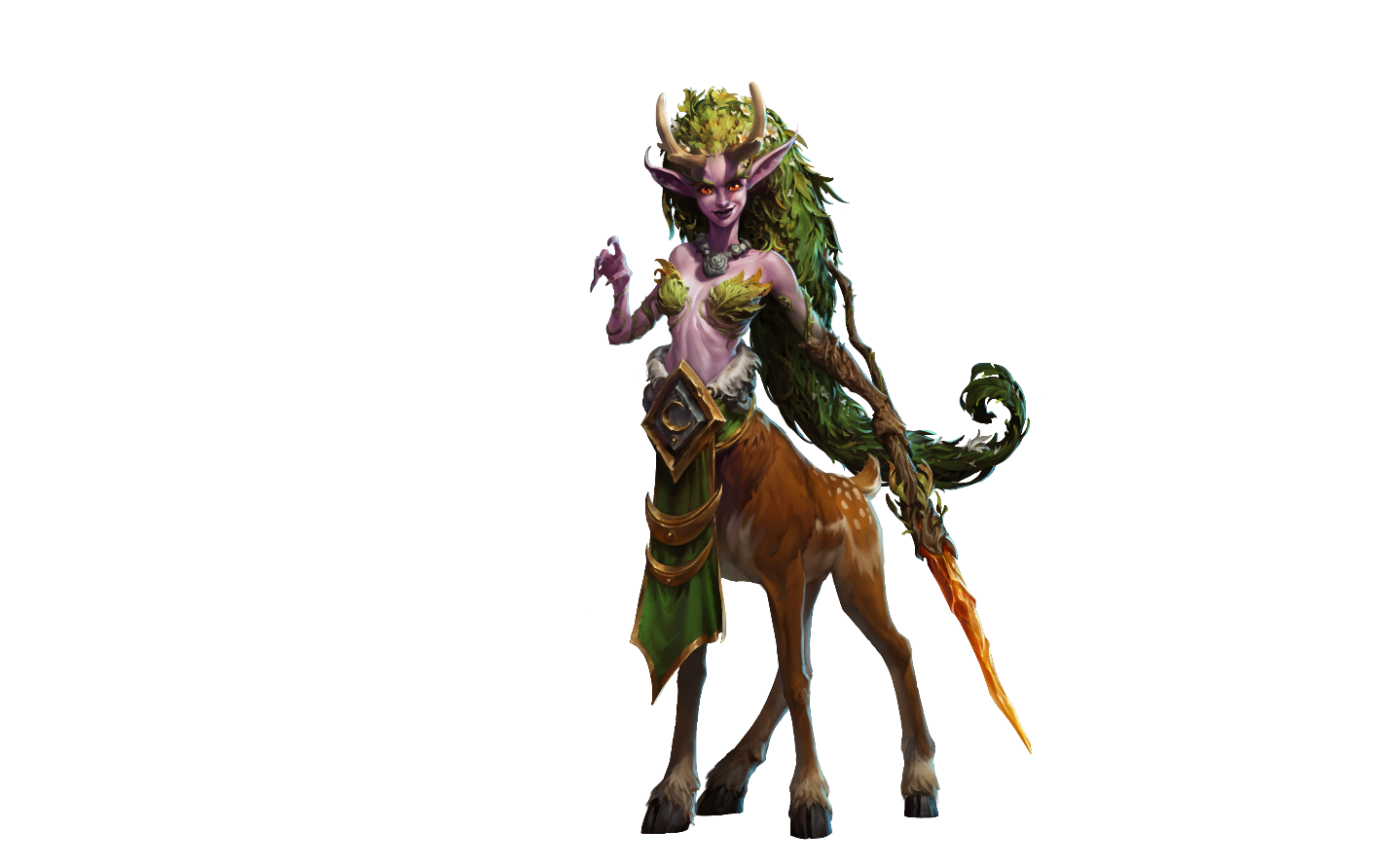 Heroes of the Storm - Lunara