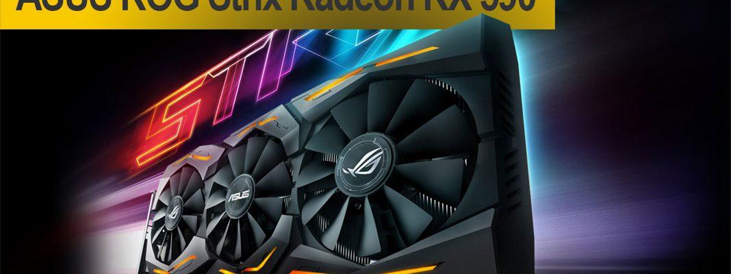 ASUS ROG Strix Radeon RX 590