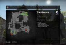 Mapa CS:GO Cobblestone