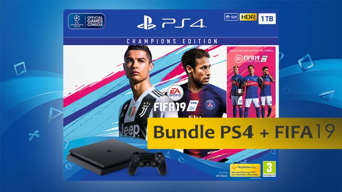 Bundle PlayStation FIFA 19