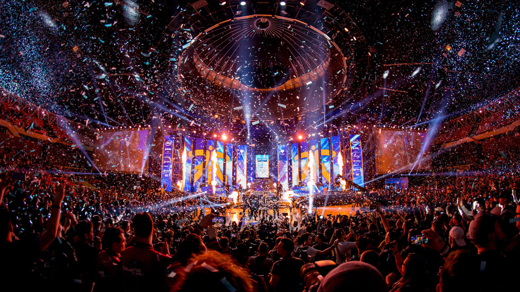 Intel Extreme Masters World Championship