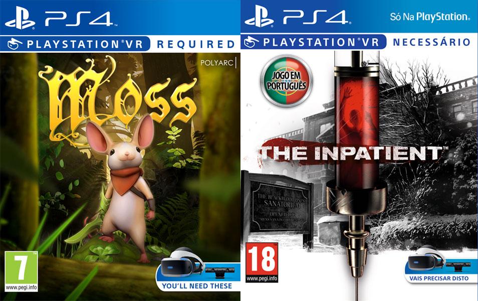 Moss e The Impatient