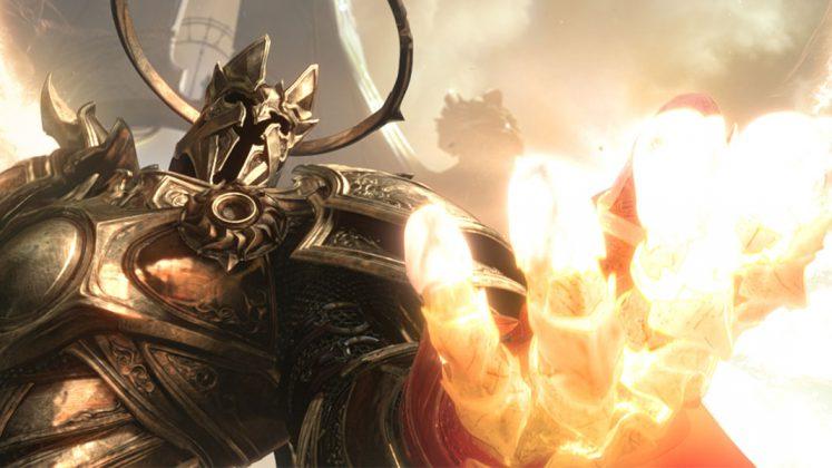 Diablo III: Eternal Collection na Nintendo Switch
