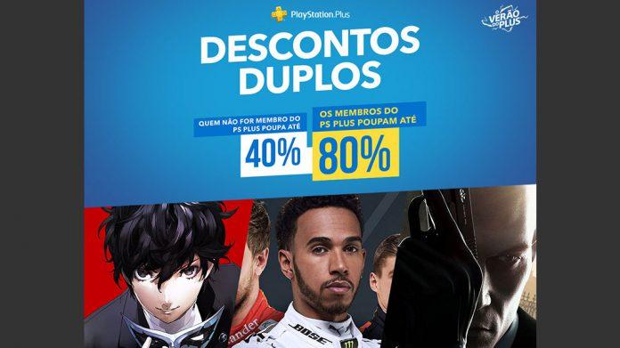 PlayStation Descontos Duplos