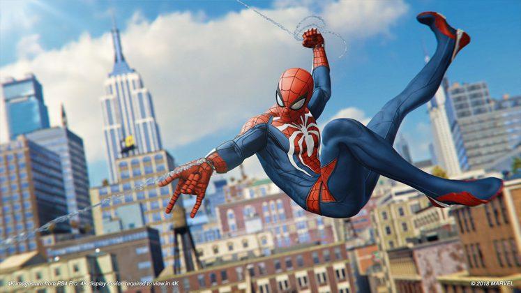 Marvel´s Spider Man