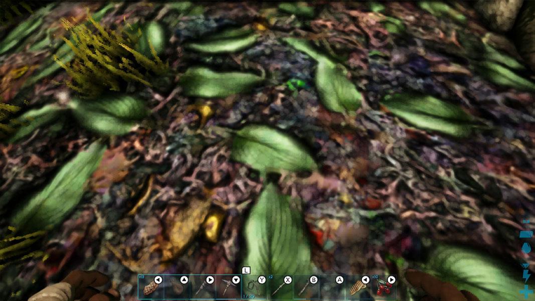 ARK: Survival Evolved na Nintendo Switch