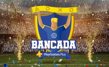 Bancada PlayStation Plus