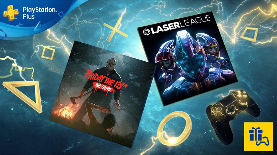 PlayStation Plus - Jogos do mês de outubro