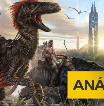 ARK: Survival Evolved na Nintendo Switch