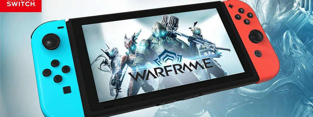 Warframe: Nintendo Switch