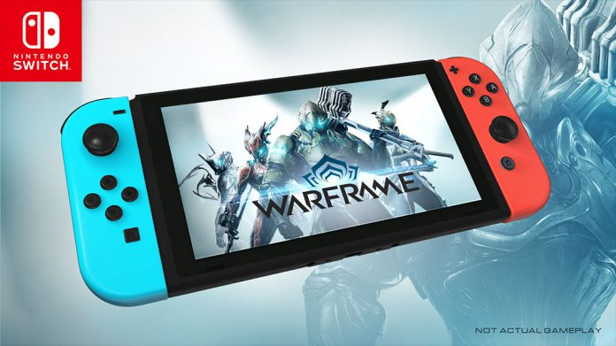 Warframe: Nintendo Switch