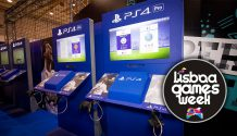 PlayStation na Lisboa Games Week