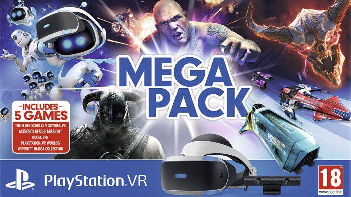 PlayStation VR - Mega Pack