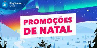 PlayStation Promoções de Natal
