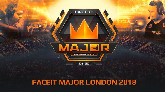 FACEIT Major London 2018