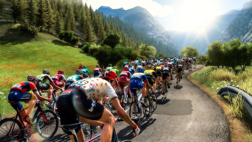 Tour de france 2018 / Pro Cycling Manager 2018