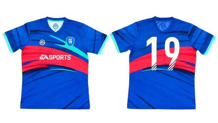 T-Shirt Oficial FIFA 19