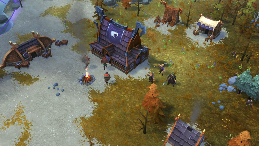 Sváfnir, Clan of the Snake é o novo DLC de Northgard | ActiGamer