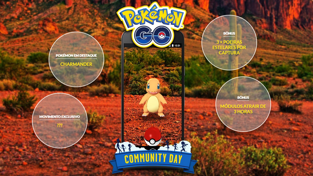 Pokémon GO - Community Day