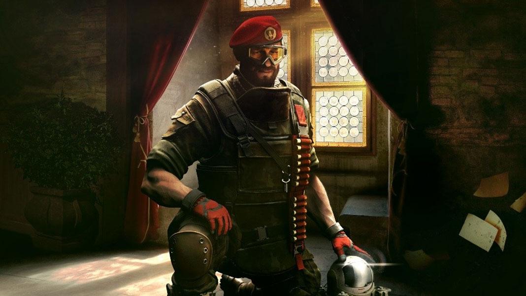 Rainbow Six Siege - Maestro