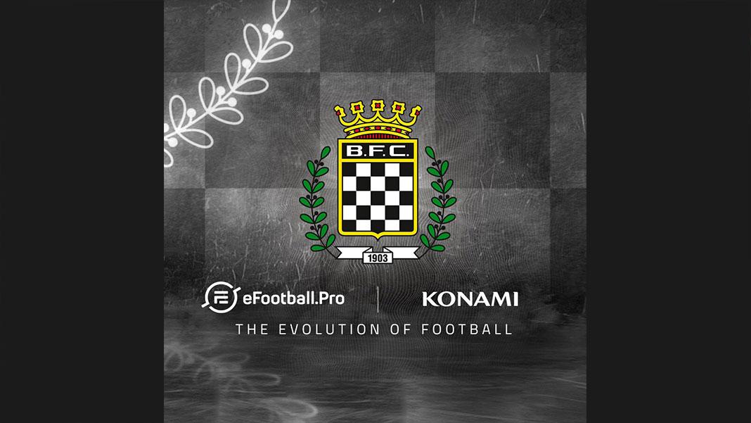 Boavista junta-se à liga eFootball.Pro