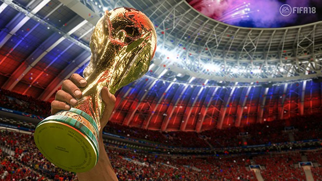 FIFA 18 - Mundial 2018